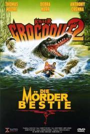 Alle Infos zu Killer Crocodile 2 - Die Mörderbestie