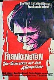 Alle Infos zu Frankenstein - Der Schrecken mit dem Affengesicht