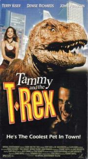 Teenage T-Rex - Der Menschen-Dinosaurier