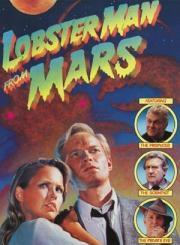 Lobster Mann vom Mars