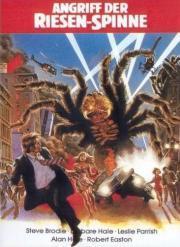 Angriff der Riesenspinne