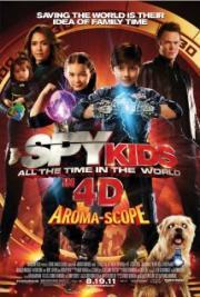 Alle Infos zu Spy Kids 4D