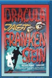 Alle Infos zu Dracula jagt Frankenstein