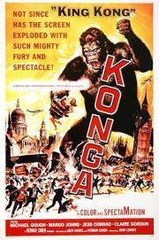Konga - Erbe von King Kong