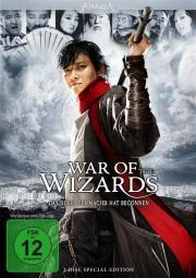 Alle Infos zu War of the Wizards