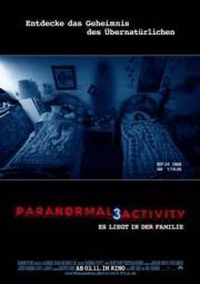 Alle Infos zu Paranormal Activity 3