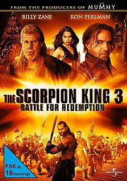 Alle Infos zu The Scorpion King 3 - Kampf um den Thron