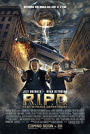 Alle Infos zu R.I.P.D. - Rest in Peace Department