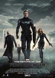 The Return of the First Avenger 3D (OV)