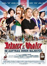 Asterix & Obelix - Im Auftrag Ihrer Majestät 3D
