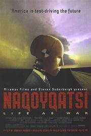 Naqoyqatsi - Leben ist Krieg