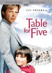 Ein Tisch für fünf