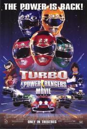 Der Turbo Power Rangers Film