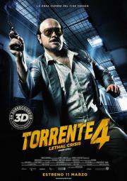 Alle Infos zu Torrente 4