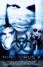 H1N1 - Virus X