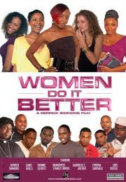 Women Do it Better