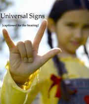 Alle Infos zu Universal Signs