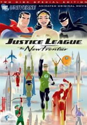 Alle Infos zu Justice League - The New Frontier