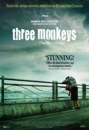 Drei Affen - Nichts hören, nichts sehen, nichts sagen