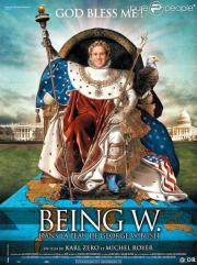 George Walker Bush in 'Being W.'