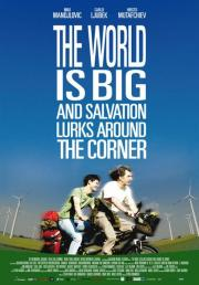 Die Welt ist groß und Rettung lauert überall