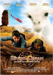The Seven of Daran - Battle of Pareo Rock