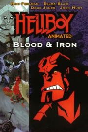 Alle Infos zu Hellboy Animated - Blut & Eisen