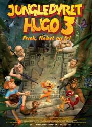 Hugo, das Dschungeltier - Auf und davon