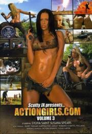 Actiongirls Vol. 3