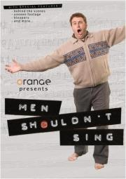 Men Shouldn't Sing