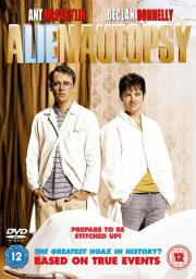 Alle Infos zu Alien Autopsy - Das All zu Gast bei Freunden