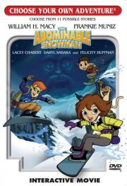 Choose Your Own Adventure - The Abominable Snowman