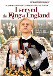 Ich habe den englischen König bedient