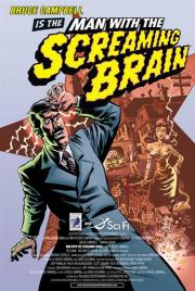 Alle Infos zu Man with the Screaming Brain