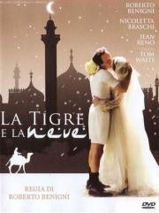 Der Tiger und der Schnee