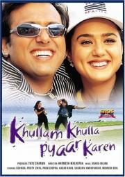 Alle Infos zu Khullam Khulla Pyaar Karen