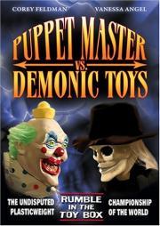 Dämonische Spiele - Puppet Master vs. Demonic Toys