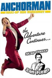 Wake Up, Ron Burgundy - The Lost Movie
