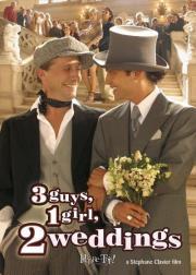 Drei Jungs, ein Mädchen, zwei Hochzeiten