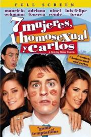 Alle Infos zu 7 mujeres, 1 homosexual y Carlos