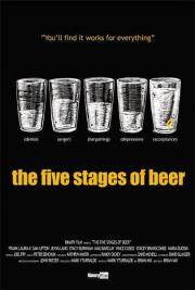 The Five Stages Of Beer