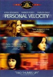 Personal Velocity - Three Portraits