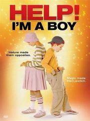 Hilfe, ich bin ein Junge