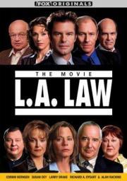 Alle Infos zu L.A. Law - Der Film