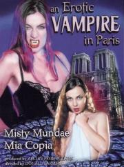 A Erotic Vampire in Parisn