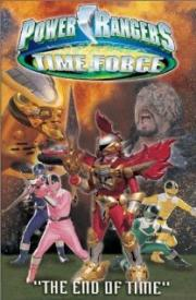 Alle Infos zu Power Rangers Time Force - The End of Time
