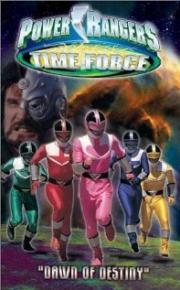 Alle Infos zu Power Rangers Time Force - Dawn of Destiny