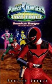 Power Rangers Time Force - Quantum Ranger - Clash for Control