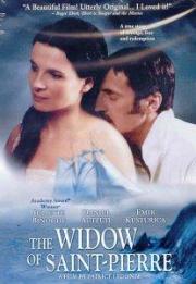 Die Witwe von Saint-Pierre