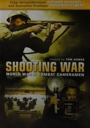 Das Filmen von Krieg